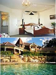 Caprice Boutique Mountain Retreat - Accommodation Mount Tamborine
