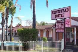 The Homestead Motor Inn - Accommodation Mount Tamborine