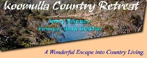 Koomulla Country Retreat - Accommodation Mount Tamborine