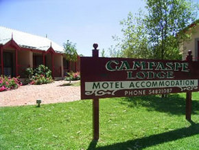 Campaspe Lodge - Accommodation Mount Tamborine
