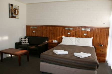 Central Motel Mildura - Accommodation Mount Tamborine
