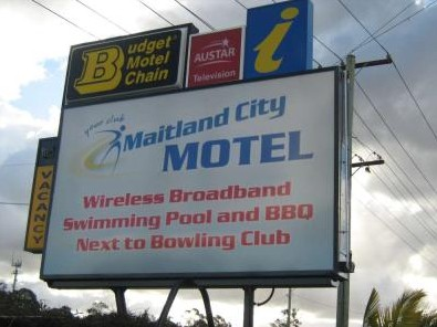 Maitland City Motel - Accommodation Mount Tamborine