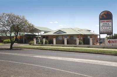 Across Country Motor Inn - Accommodation Mount Tamborine