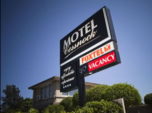 Cessnock Motel - Accommodation Mount Tamborine
