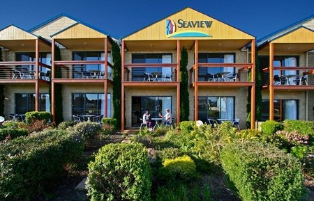 Seaview Motel  Apartments - Accommodation Mount Tamborine