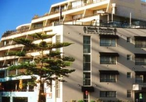 Manly Paradise Motel And Apartments - Accommodation Mount Tamborine