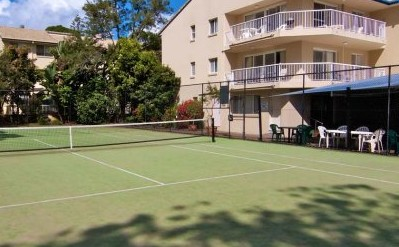 Paradise Grove Holiday Apartments - Accommodation Mount Tamborine