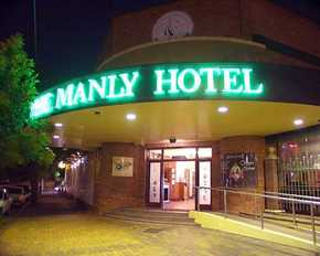 The Manly Hotel - Accommodation Mount Tamborine