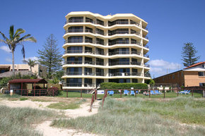 Spindrift On The Beach - Accommodation Mount Tamborine