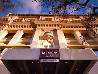 Mercure Grosvenor Hotel Adelaide - Accommodation Mount Tamborine