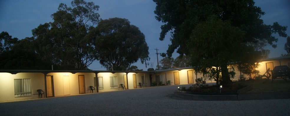 Euroa Motor Inn - Accommodation Mount Tamborine