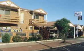 Horsham Mid City Court Motel - Accommodation Mount Tamborine