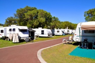 Emu Beach Holiday Park - Accommodation Mount Tamborine