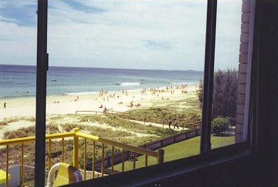Surfers Pacific Towers - Accommodation Mount Tamborine