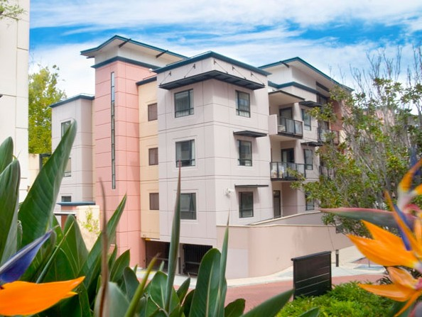 Mounts Bay Waters Apartments - Accommodation Mount Tamborine