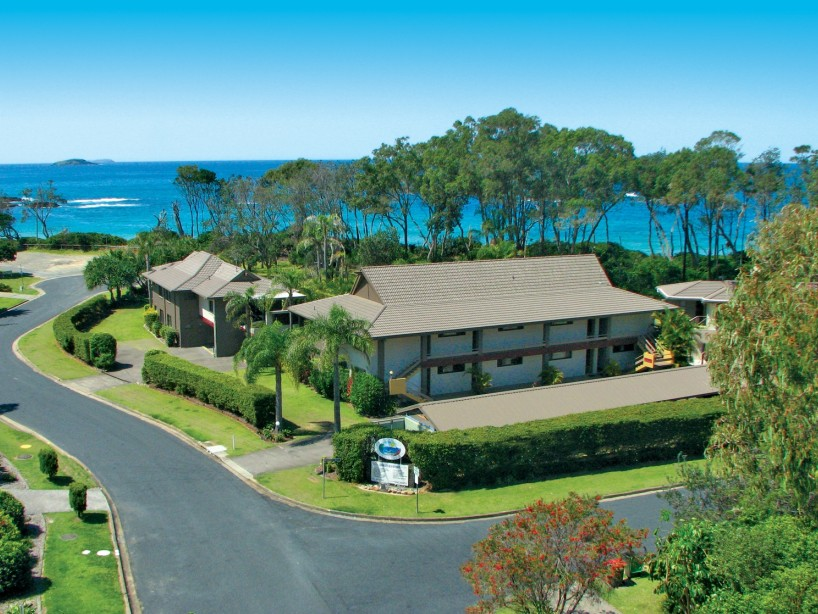 Absolute Beachfront Smugglers on the Beach - Accommodation Mount Tamborine