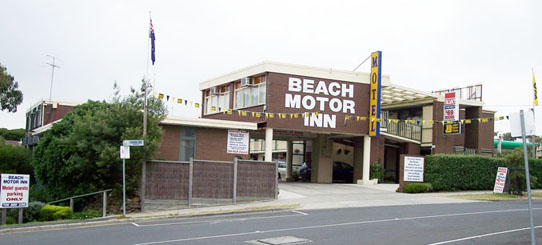 Beach Motor Inn - Accommodation Mount Tamborine
