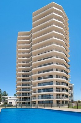 Beachside Tower - Accommodation Mount Tamborine