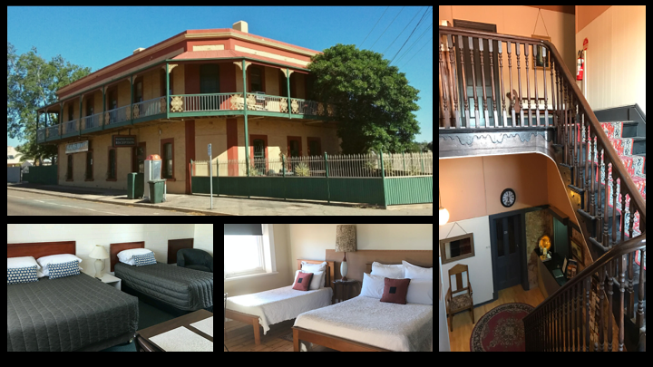 Pampas Motel - Accommodation Mount Tamborine