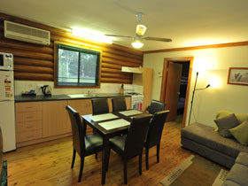 Western KI Caravan Park Cabins - Accommodation Mount Tamborine