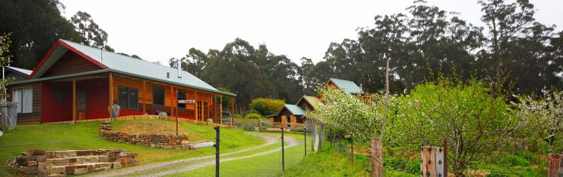 Elvenhome Farm Cottage - Accommodation Mount Tamborine