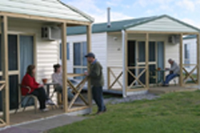 Discovery Holiday Parks Devonport Cosy Cabins - Accommodation Mount Tamborine
