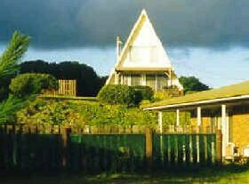 King Island A Frame Holiday Homes - Accommodation Mount Tamborine