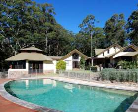 Indooroopilly - Accommodation Mount Tamborine