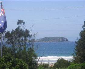 Unit Two Island View - Accommodation Mount Tamborine