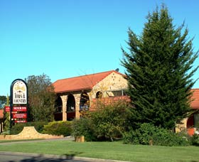 Idlewilde Town and Country Motor Inn - Accommodation Mount Tamborine