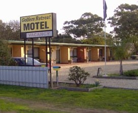 Golfers Retreat Motel - Accommodation Mount Tamborine
