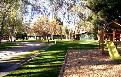 Corowa Caravan Park - Accommodation Mount Tamborine