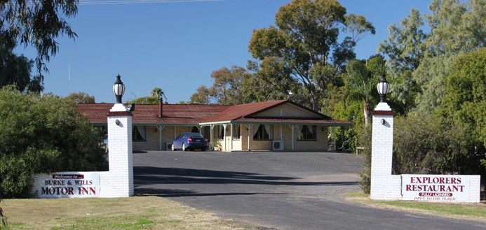 Burke and Wills Motor Inn - Moree - Accommodation Mount Tamborine