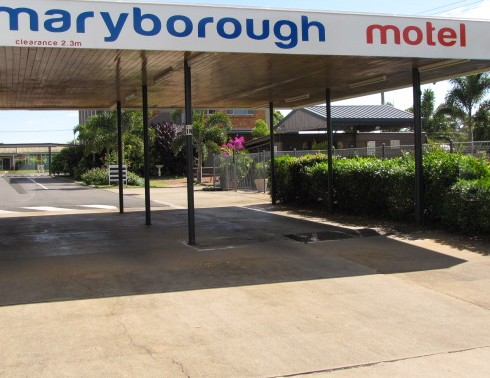 Maryborough Motel and Conference Centre - Accommodation Mount Tamborine