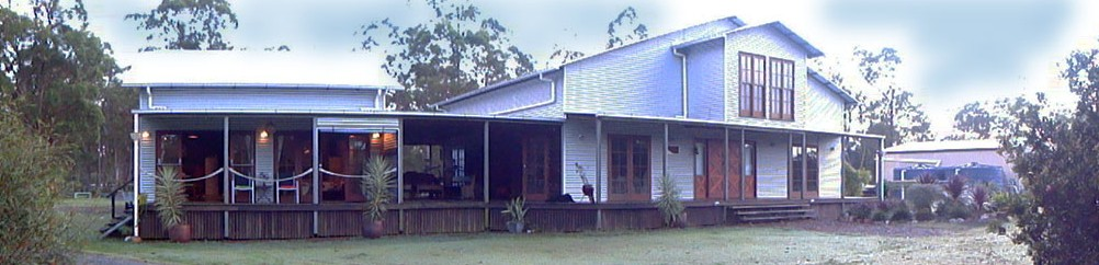 Tin Peaks Bed and Breakfast - Accommodation Mount Tamborine