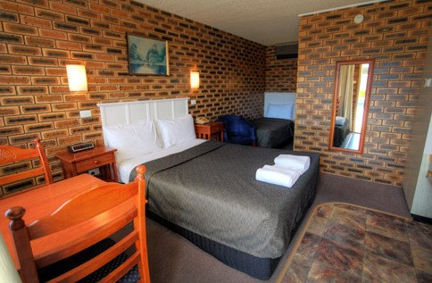 Apple and Grape Motel - Accommodation Mount Tamborine