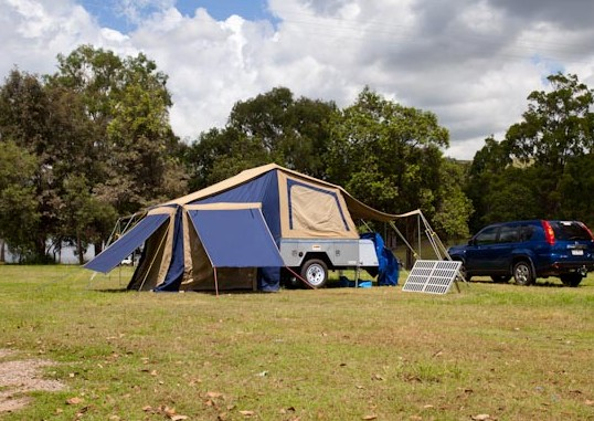 Lake Somerset Holiday Park - Accommodation Mount Tamborine