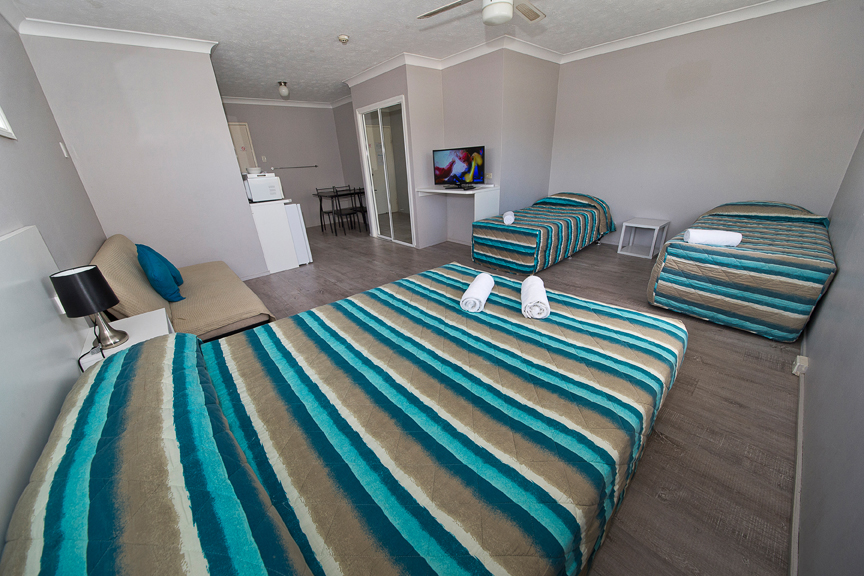 Burleigh Gold Coast Motel - Accommodation Mount Tamborine