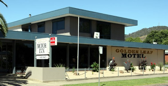 Golden Leaf Motel - Accommodation Mount Tamborine
