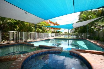 Outrigger Resort Burleigh Heads - Accommodation Mount Tamborine