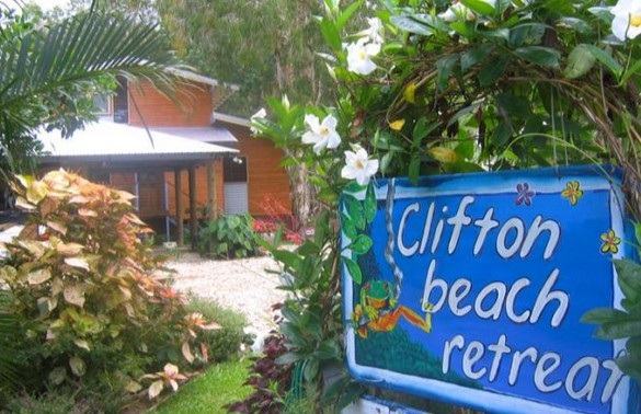 Clifton Beach Retreat - Accommodation Mount Tamborine