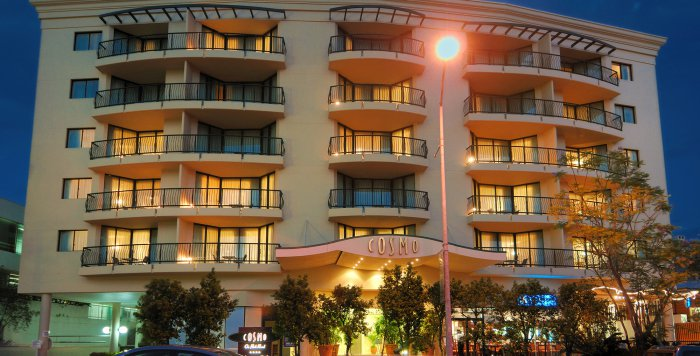 Central Cosmo Apartments - Accommodation Mount Tamborine