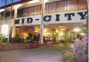 Ballarat Mid City Motor Inn - Accommodation Mount Tamborine