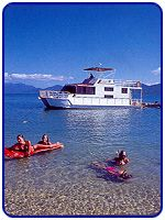 Hinchinbrook Rent A Yacht And House Boat - Accommodation Mount Tamborine