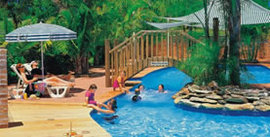 Happy Hallidays Holiday Park - Accommodation Mount Tamborine