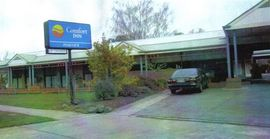 Comfort Inn Parkview - Accommodation Mount Tamborine