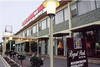 Regal Park Motor Inn - Accommodation Mount Tamborine