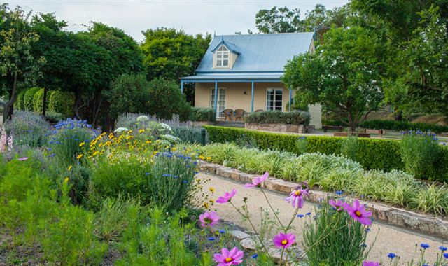 Vineyard Cottages and Cafe - Accommodation Mount Tamborine