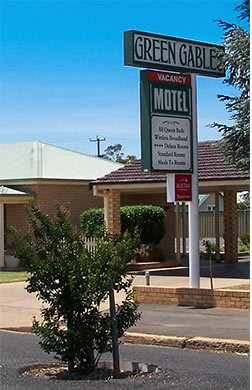Green Gables Motel - Accommodation Mount Tamborine
