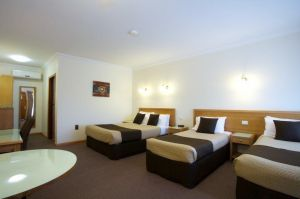 Best Western Golden Grain Motor Inn - Accommodation Mount Tamborine